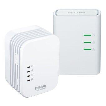 D-Link PowerLine AV 500 Wireless N Mini Starter Kit DHP-W311AV