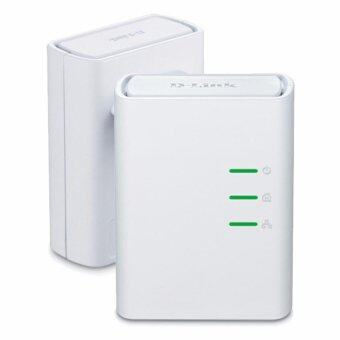 DLINK DHP-309AV Powerline AV500 2-in-1 Wired Starter Kit (including 2 * DHP-308AV, 2-Flat-Pin)