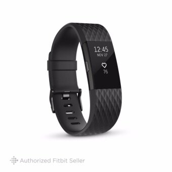 FITBIT CHARGE 2 BLACK GUNMETAL SMALL