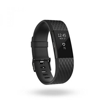 Fitbit Charge 2 Heart Rate + Fitness Wristband, Special Edition, metal,