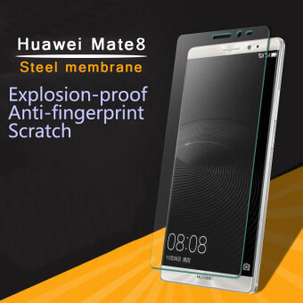 For HUAWEI mate8 Phone glass film HD Phone screen NanometerAnti-Explosion 9H Protective membrane 2.5