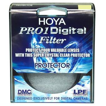 HOYA PRO1D 58 mm Protector DIGITAL Clear Filter DMC LPF - Black