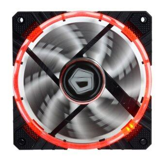 ID-COOLING FAN CASE 120MM ID Cooling CF-12025 Circular Red LED