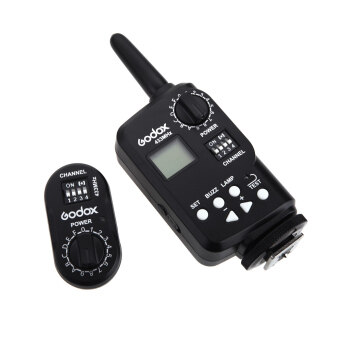 Harga Godox FT-16 Wireless Power Controller Remote Flash Trigger for Godox Witstro AD180 AD360 Speedlite Flash Canon Nikon Pentax Camera - intl