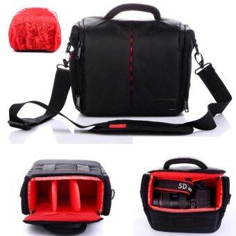 Harga Camera Bag Video case for Canon EOS 760D 750D 700D 650D 600D 1100D 1300D 1200D 550D 60D 7D 6D 7D 5D 5D3 5D Mark III - intl