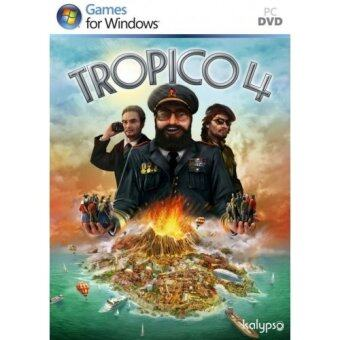 Harga PC Game Tropico 4