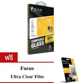 Harga Focus กระจกนิรภัยแบบใส Tempered Glass Ultra Clear For iPad Pro 12.9 inch Free Focus ฟิล์มใส Ultra Clear Film For iPad Pro 12.9 inch