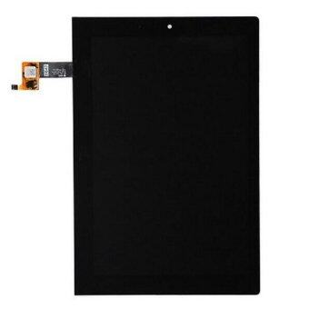 Harga For Lenovo Yoga Tablet 2 1051 1051F 1051L Windows Version Touch Screen Digitizer Glass + LCD Display Assembly - intl