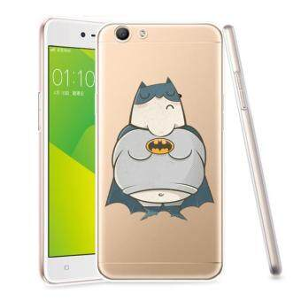 Harga AFTERSHOCK TPU Case OPPO F1s (Bad Boy Fat) / Thin 0.33 mm