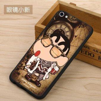 Harga NEW 3D Painting Pattern Silicone/ TPU Phone Case Cartoon painting TPU /Silica gel/Silicone Phone Case matting anti-fall Phone Case / Phone shell/ Phone cover/Phone protector For Oppo R9s Oppo R9 sOppo R 9sOppoR9soppo r9s - intl