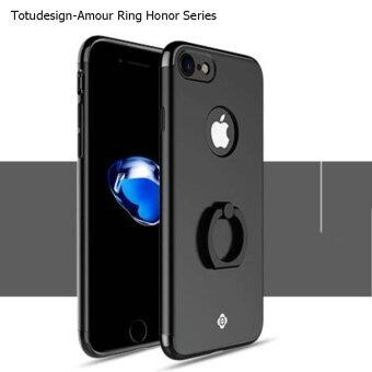 Harga TOTUDESIGN Amour Ring Honor Series เคส for iPhone 7 (ดำ)