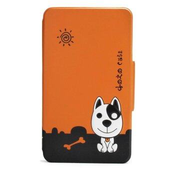 Harga Siam Tablet Shop case for True Smart Tab 7 รุ่น Dozo Dog (สีส้ม)