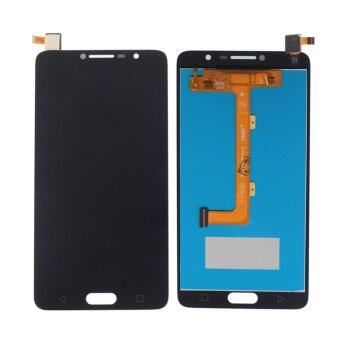Harga For Alcatel One Touch Flash Plus 2 5095 OT5095 LCD Display With Touch Screen Digitizer Assembly, Black - intl