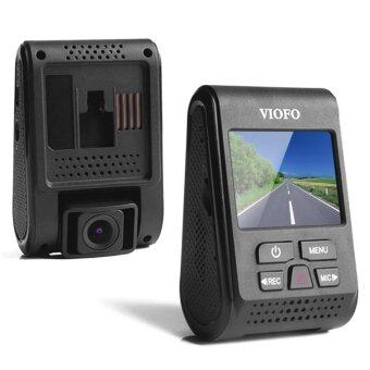 Harga VIOFO A119 1440P 160 Degree Wide Angle Car DVR - Black - intl