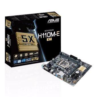 Harga ASUS MAIN/MOTHER BOARD SOCKET 1151 H110M-E M.2