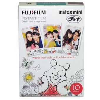 Harga Fujifilm Instax Mini Instant Film Winnie the Pooh,or Pooh for short (For Fujifilm Instant Camera / Share SP-1 Printer)