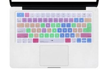 Harga HRH For Magic Adobe Premiere Pro CC Shortcuts Hot keys Design Silicone Keyboard Skin Cover for Apple Magic Keyboard (MLA22LL/A) - Intl