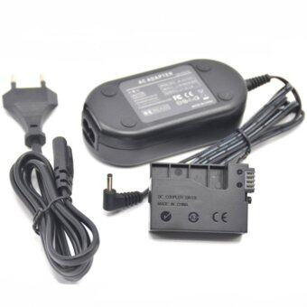 Harga ACK-E8/ACKE8(LP-E8)Camera AC adapter for Canon EOS 650D Kiss X4 X5 X6 Rebel T4i - intl