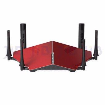 Harga D-LINK NETWORK ROUTER AC3200 SMARTBEAM TRI-BAND (DIR-890L)