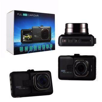 Harga Center FULL HD tachograph CARDVR T626 (Black)