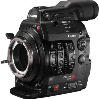 Harga Canon EOS C300 Mark II Camera body (EF mount)
