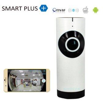 Harga กล้องวงจรปิด 180 Degree VR Panorama Camera HD 1.0 MP Wireless WIFI IP Camera Home Security