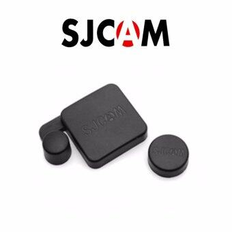 Harga เลนส์ป้องกันการกระแทก SJCAM Lens Protection Cap Cover And Hood Compatible For SJ5000 SJCAM WIFI Sport Camera Car camera Action cam