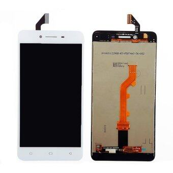 "Harga For OPPO A37 5"" lcd display touch screen digitizer full assembly replacement parts, White - intl"