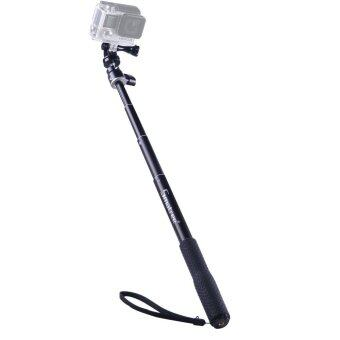 "Harga Smatree TwistPole 12-37"" (Q1) Gopro pole for Gopro, Xiaomi Yi and other camera"