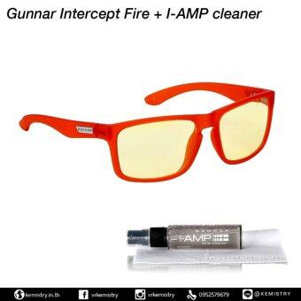Harga Gunnar Intercept + I-AMP Cleaner
