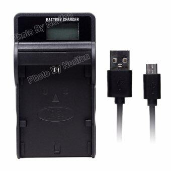 Harga LP-E6 LCD Ultra Slim USB Charger for Canon EOS 5D Mark II EOS 5D Mark III EOS 5D Mark2 EOS 5DS EOS 5DS R EOS 60D EOS 60Da EOS 6D EOS 70D EOS 7D EOS 7D Mark II Camera - intl