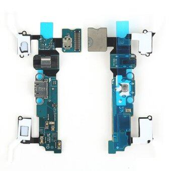 Harga For Samsung Galaxy A7 A700F A7000 USB Charging Charger Mic Headphone Jack Port Flex Cable Replacement Part - intl