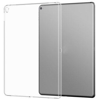 Harga Protective Soft Tablet PC Clear TPU Case Cover Skin for Apple iPad Pro 9.7 inch