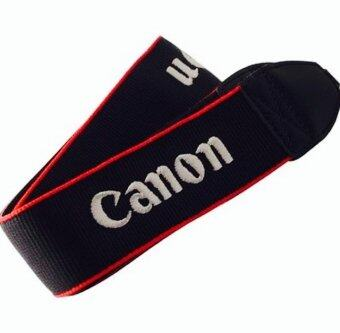 Harga Princess Camera Shoulder Neck Strap For Canon EOS 60D 50D 40D 30D 7D 6D 5D 20D 5D (Black)