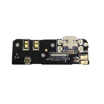 Harga For Zenfone 4 A450CG Dock Connector Flex Cable USB Charger Charging Port Board - intl