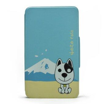 Harga Siam Tablet Shop case for True Smart Tab Gen Me รุ่น Dozo Dog (สีฟ้า)