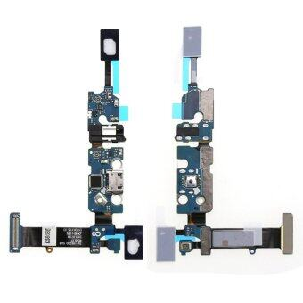 Harga For samsung galaxy Note 5 N9200 Charging USB Port Dock Ribbon Flex Cable Sensor Headphone Jack dock connector replacement parts - intl
