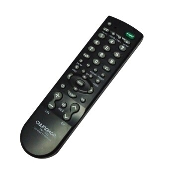 Harga KING Universal TV Remote Control With Built in Hidden Camera 8GB UT-01 (Black) - intl
