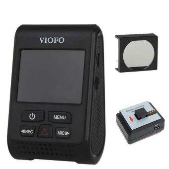 Harga YACGroup VIOFO A119S 1080P 60fps Car Dashcam Camera DVR G-Sensor with GPS moudle+CPL - intl