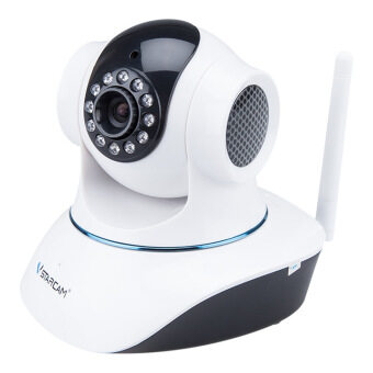 Harga กล้อง IP Camera VSTARCAM รุ่น T6835WIP VGA Wireless Pan (White)