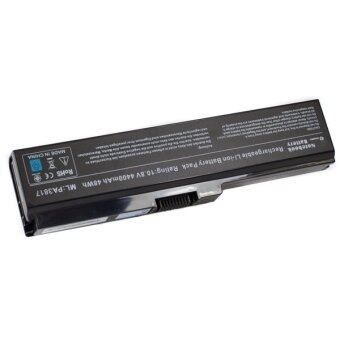 Harga Toshiba แบตเตอรี่ Battery For Toshiba Satellite L645 L655 L700 L740 L745 L745D L770 L770D PA3817