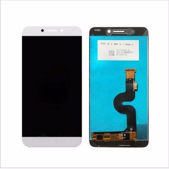 Harga For Letv le LeEco Max 2 X820 1440x2560 LCD Screen Display+Touch Panel Digitizer Assembly Replacement, White - intl