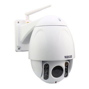 Harga WANSCAM HW0045 WiFi IP Camera 2MP 1080P 80m Night Vision TF Card for Outdoor Use - intl
