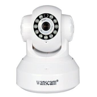 Harga Wanscam HW0024 P2P 1.0MP HD WiFi Wireless Indoor Security IP Camera with Night Vision - intl