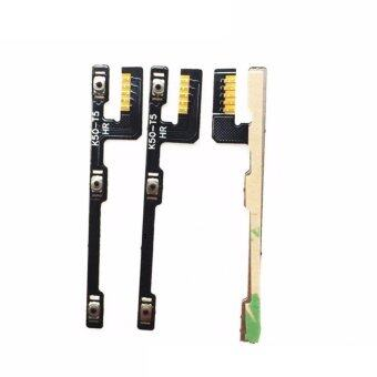 Harga For Lenovo A7000 power Button on/off & Volume up/down Buttons flex cable - intl