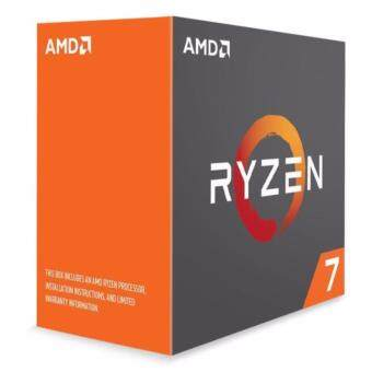 Harga AMD CPU AMD RyZen7 1800X (3.6/4.0 GHz.)AM4 20Mb Cache No Fan