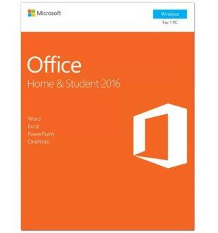 Harga MICROSOFT OFFICE HOME & STUDENT 2016 (1 USER)