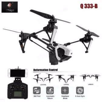 Harga โดรนติดกล้อง WLtoys Q333B Future 1 Quadcopter Camera Wifi 720P HD FPV