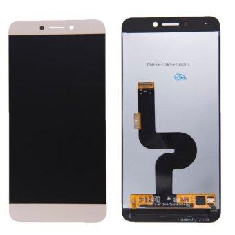 Harga For Letv Le 1s / X500 / X501 / X502 LCD Display + Touch Screen 100% New Digitizer Assembly Replacement Accessories, Gold - intl