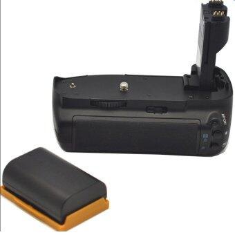 Harga Battery Grip Holder for Canon EOS 7D BG-E7 DSLR + LP-E6 Battery